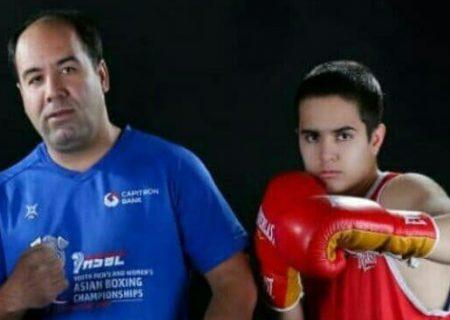 حضور بوکسور کردستانی در مسابقات قهرمانی جوانان جهان