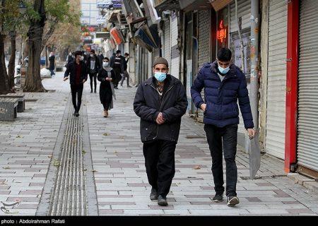فعالیت مشاغل در کردستان محدود شد