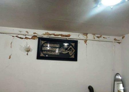 ۱۸۶واحد مسکونی مناطق زلزله زده مریوان نیز به احداث و تعمیر دارد