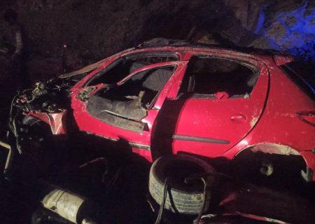 سه کشته و یک مصدوم در تصادف محور مریوان سروآباد