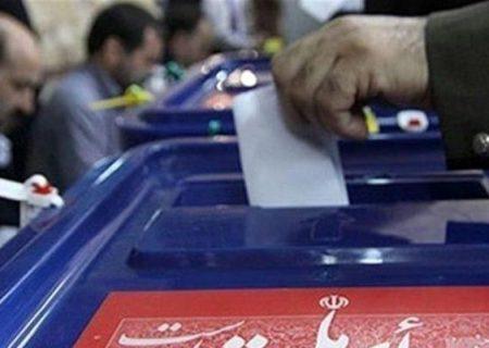 مشارکت ۳۰ هزار نفر در برگزاری انتخابات کردستان