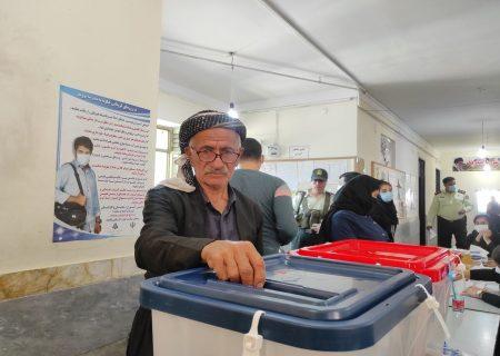 نتایج آرای ششمین دوره شورای اسلامی بانه اعلام شد