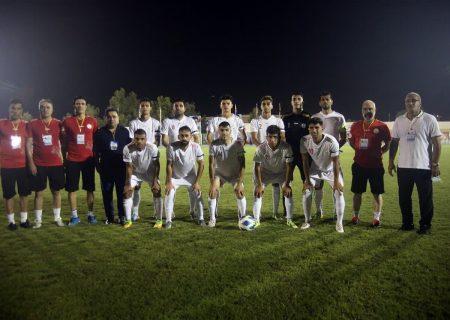 حضور فوتبالیست ناشنوای کردستانی همراه با تیم ملی ایران