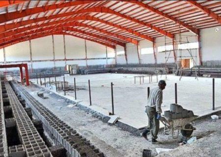 تکمیل طرحهای ورزشی کردستان نیارمند۳۰۰ میلیارد اعتبار