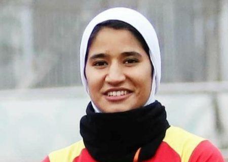 دعوت بانوی فوتبالیست کردستانی به اردوی تیم ملی