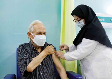 بیش از ۲۱ هزار کردستانی دوز دوم واکسن کرونا دریافت کردند