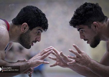 دعوت کشتی گیر کردستانی به اردوی تیم ملی