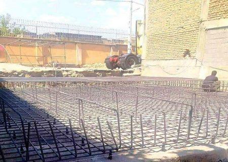 آغاز احداث دبیرخانه شهر جهانی کلاش در مریوان