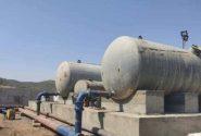 پروژه برقرسانی به مجتمع تصفیه خانه آب شرب مریوان پایان یافت