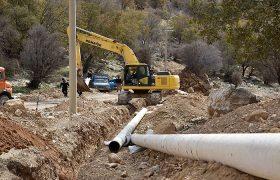 امسال تاکنون ۳۱۰ کیلومتر شبکه گازرسانی در نقاط شهری و روستایی استان اجرا شده است